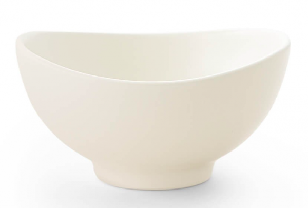MISO Suppe Schale, Suppenschale, Reisschale, Infinity, weiß, 300 ml